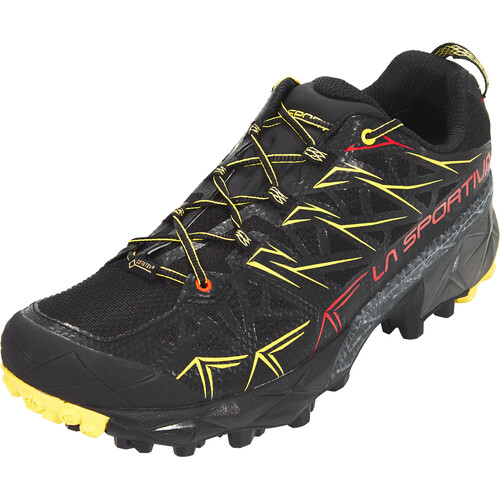 La Sportiva Akyra GTX - Chaussures running Homme - jaune